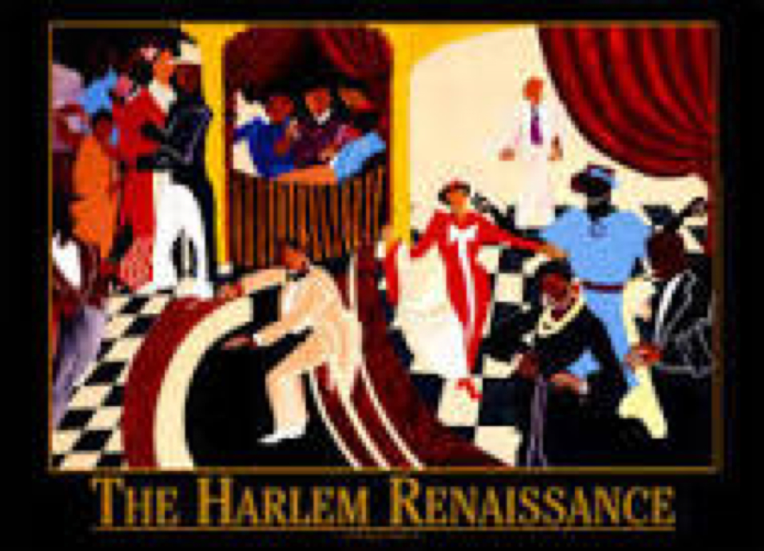 the harlem renaissance popularized american vernacular dance Rural blues was not originally the 12-bar standardized type popularized  rich vernacular african-american  in harlem during the harlem renaissance.